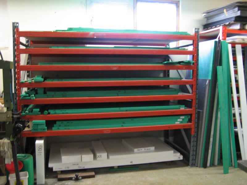 HMPE 500 HMPE 1000 halffabrikaat - Bespex kunststof bewerking