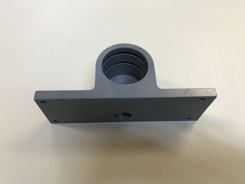 PVC Lagerblok - Bespex kunststof bewerking