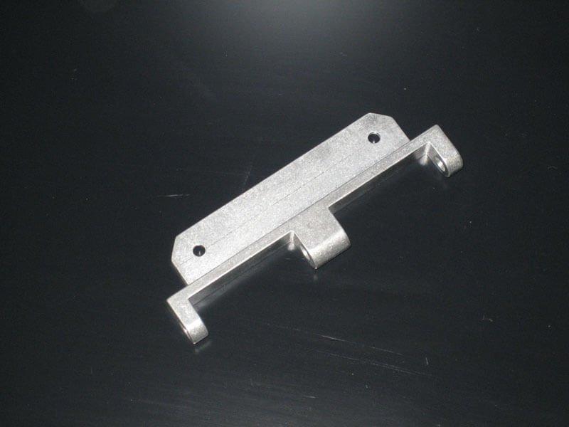 Aluminium freesdeel - Bespex kunststof bewerking